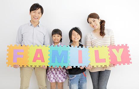 ご家庭でのサポート教材・サポート体制が充実しています。