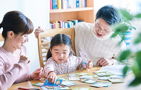 """親子で二人三脚の英語教育。親の""""楽しい""""がお子さんの英語力を伸ばします。"""